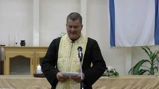 A második adventi gyertya gyújtása – Tiszalök, 2019.12.08.