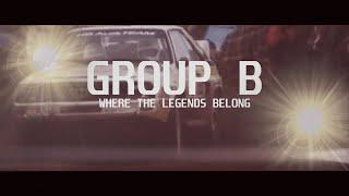 Group B, Where The Legends Belong