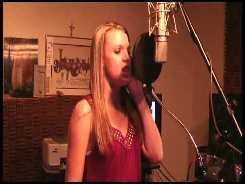 """""""Vocal student, Kristen Mays"""""""