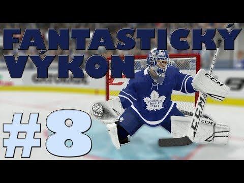 NHL 19 | KOBLIH GOLMANEM #8 | FANTASTICKÝ VÝKON! | CZ/SK