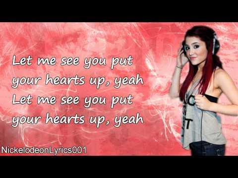 Ariana Grande - Put Your Hearts Up (+ Lyrics)