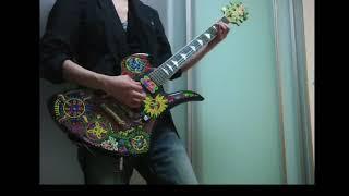 【アラフォー世代のJ-ROCK】La Vie en Rose(ZIGGY-Guitar Cover)