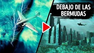 Algunos dicen que hay una ciudad debajo del Triángulo de las Bermudas