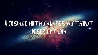Achromatopsia - Black Hole (Lyric Video)