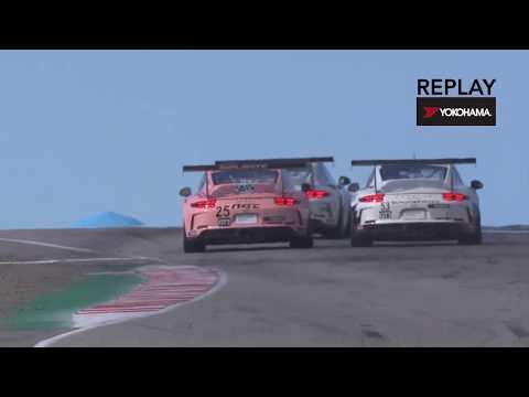 2019 Porsche GT3 Cup Challenge USA by Yokohama at WeatherTech Raceway Laguna Seca