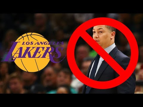 Tyronn Lue Isn't The Lakers Head Coach. What Have The Lakers Done Wrong And Are They Doomed?