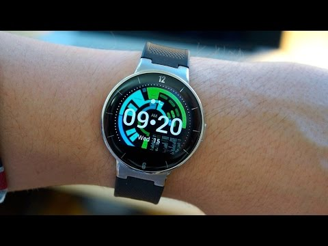 ALCATEL ONETOUCH WATCH Review: Petite Simplicity – At A Price | Pocketnow