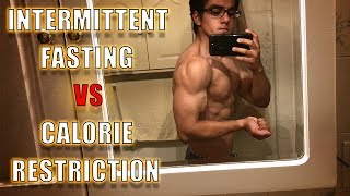 How I Stay Lean Year-Round - IF Vs Calorie Restriction Diets