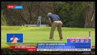 Mchezaji wa kutoka uingereza Aaron Rai ndiye mshindi wa Kenya Open