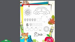✨ How To Make A Tracing/Handwriting Worksheet In 5 Minutes ✨Super Easy