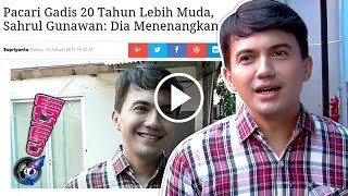 Dibilang Demen Anak Kecil Ini Jawaban Sahrul Gunawan  Cumicam 14 Januari 2017