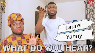 AFRICAN HOME: WHAT DO YOU HEAR AND SEE?