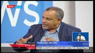 Kurunzi ya Leo: Suleiman Shabal azungumzia siasa za Mombasa