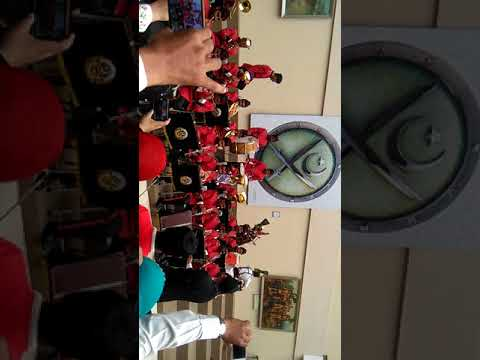 National Songs by Pak Army Band at Pak Army Museum, Sadar Rawalpindi
