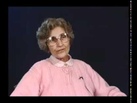 מעדותה של רחל ברנהיים על טיפולה בילדים לאחר השואה ועל התקווה שנתנה להם להגיע לארץ ישראל