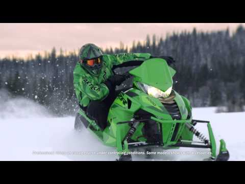 "2016 Arctic Cat XF 8000 137"" CrossTrek ES in Roscoe, Illinois - Video 3"