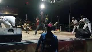 Franco Slomo Live on stage