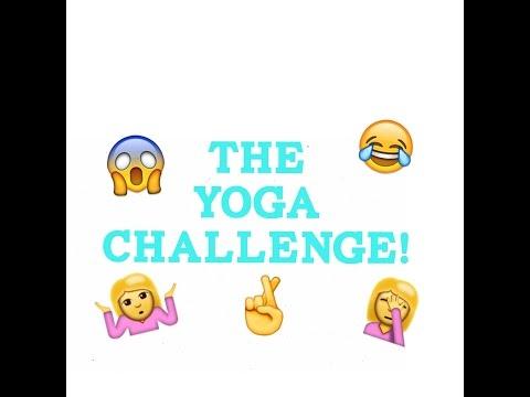 Yoga Challenge 👯