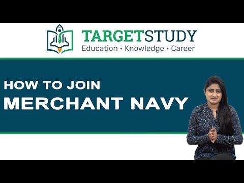 Merchant Navy - How to join Merchant Navy? - YouTube