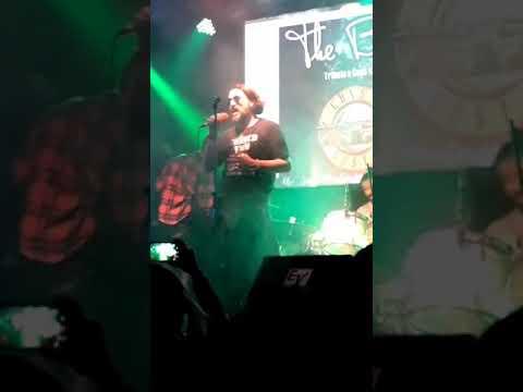 21/6/18 The Blues - Tributo a Guns N Roses en La Roca
