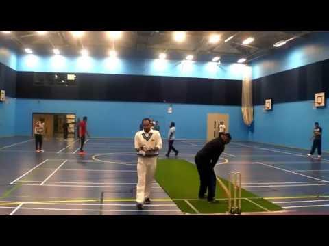 Video Kashmir Panthers VS Chesham Mobiles - 13-Nov-2016