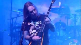 Children Of Bodom - Kissing The Shadows (Live In Montreal)