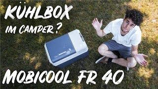 Die beste KÜHLBOX für den Camper ?! (Mobicool FR40)