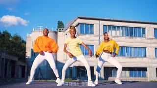 Diamond Platnumz Ft Fally Ipupa   INAMA (Official Dance) By @mishaa_officiel
