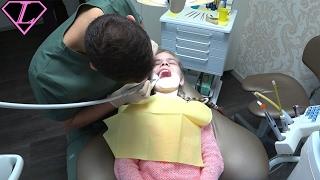 Лиза у Стоматолога в Елгаве 💉 УКОЛ 💉 НЕ БОЛЬНО ДЕЛАТЬ УКОЛ Super Liza Не Плачет Подарок Суши  #2