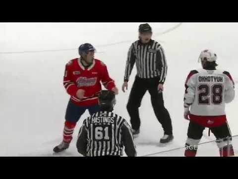 Giovanni Vallati vs. Nikita Okhotyuk