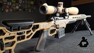 Custom bedding a rifle vs MDT Chassis - Most Popular Videos