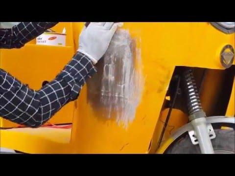 Fiberglass Repair Full Length Tutorial