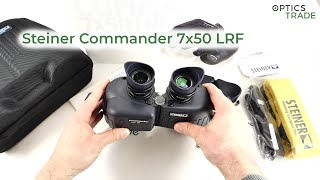 Steiner Commander 7x50 LRF review | Optics Trade Reviews