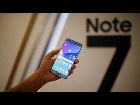 Samsung: Αντικατάσταση και μερική επιστροφή χρημάτων για το Galaxy Note 7 – economy