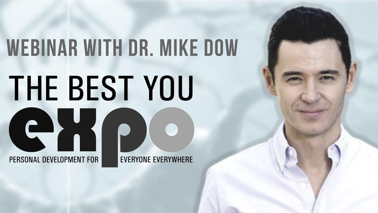 Seminario web con el Dr. Mike Dow