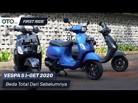 Vespa S i-Get 2020 | First Ride | Beda Total Dari Sebelumnya | OTO.com