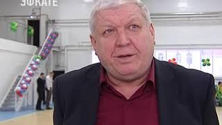Малобюджетный спорткомплекс открыли в Тимашевском районе. Новости Эфкате Сочи