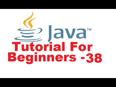 Java Tutorial For Beginners 38 – Create a File and Write in it Using PrintWriter and File class examples