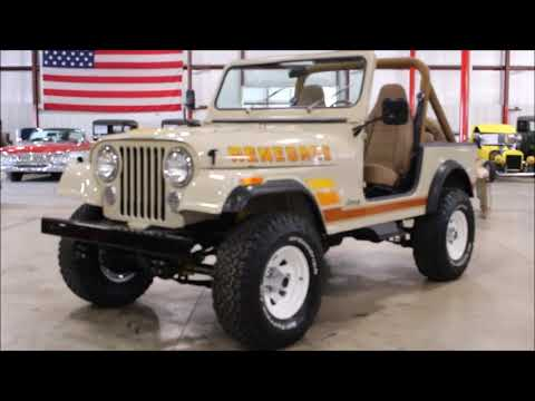 Video of '85 CJ7 - $24,900.00 Offered by GR Auto Gallery - LRTU