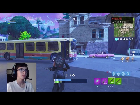 How To Get In A Game With Bots On Fortnite