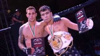 Muin Gafurov  vs Nicolas Joannes