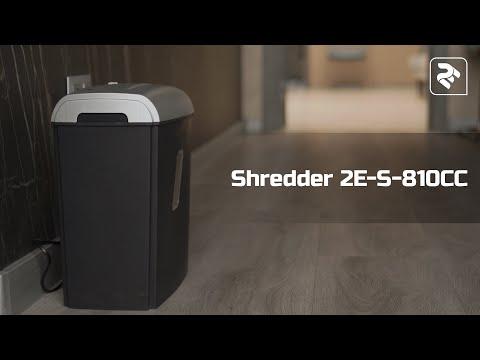 Maxsell MX 810cc Shredder