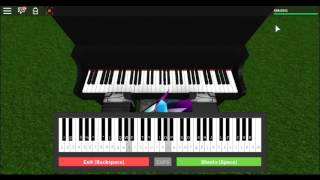 First Rainbow Factory Virtual Piano Sheet I found -_-