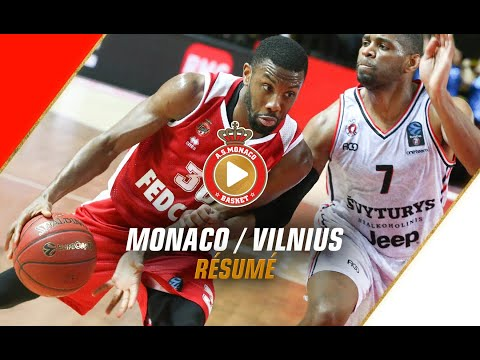 [MINI-MOVIE] Monaco - Vilnius | EUROCUP