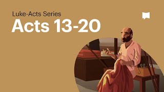 Acts Ch. 13-20 Animated Short