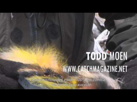 Capt. martin with Catch Magazine