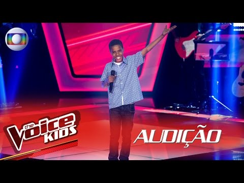 Conheça o garoto que emocionou o Brasil no The Voice Kids!