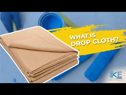 Cotton Canvas 10 Oz Drop Cloth