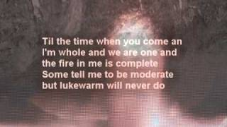 Love Where Is Your Fire by Brooke Fraser