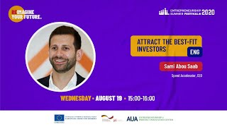 Attract the Best-Fit Investors- Sami Abou Saab